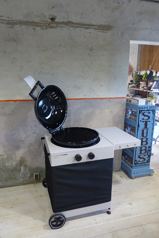 Gas Kugelgrill Outdoorchef
